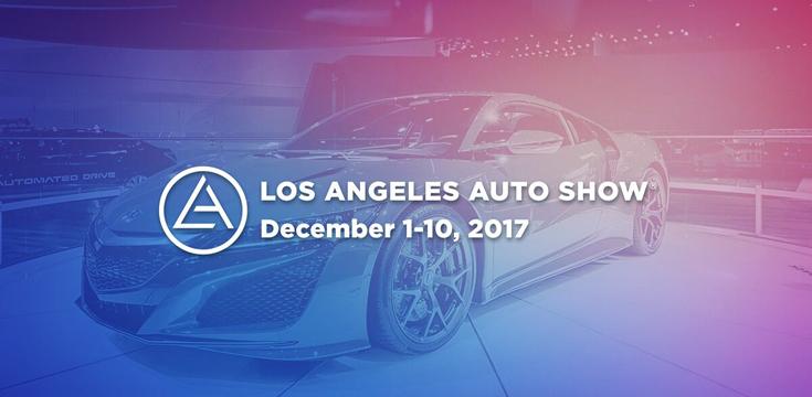 2017 Los Angeles Auto Show
